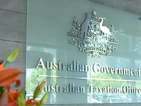 CURRENT INFORMATION FROM ATO - The Australian Government's economic response to coronavirus