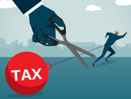 Tax cuts, deregulation on road to recovery