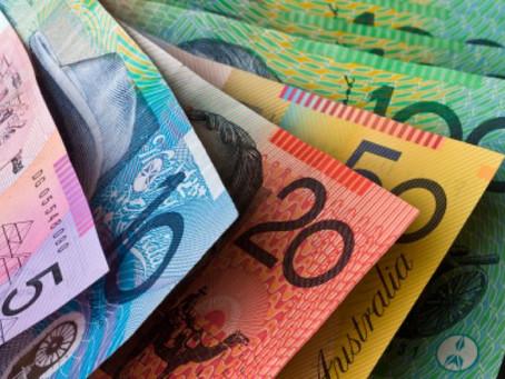 Australia to Unleash A$66 Billion in Second Stimulus Package