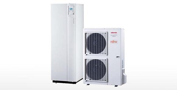 pompe à chaleur Alféa Hybrid Duo
