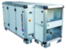 centrale de traitement de l'air double flux