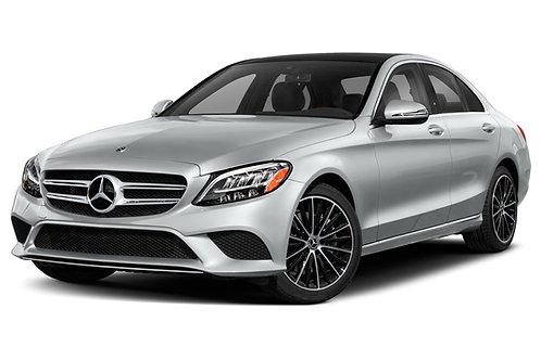 Mercedes classe C (location)