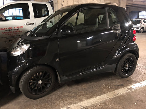 smart fortwo (location)