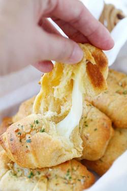 Honey Cheese Rolls