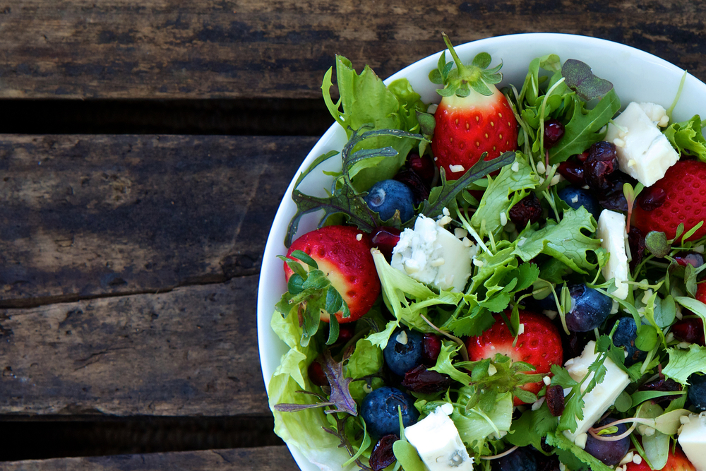 Berry Bright Salad