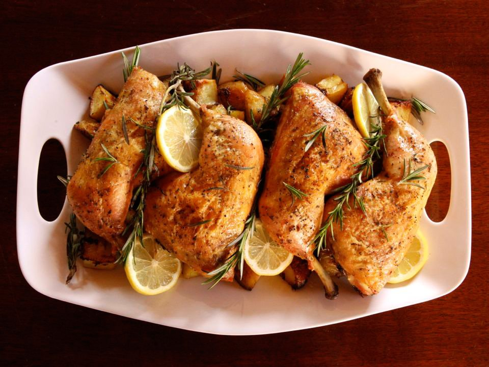 Rosemary Baked Chicken