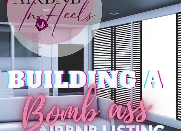 Bomb Ass Airbnb Listing