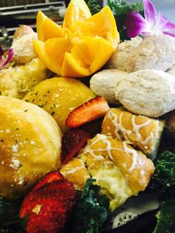 Assorted Breakfast Baked Goods