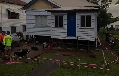 Home renovation Brisbane northside.
