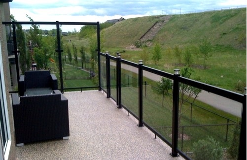 Glass Rail Projects
