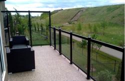 Glass Rail Projects
