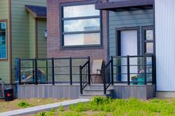 Urban Glass Railing Projects