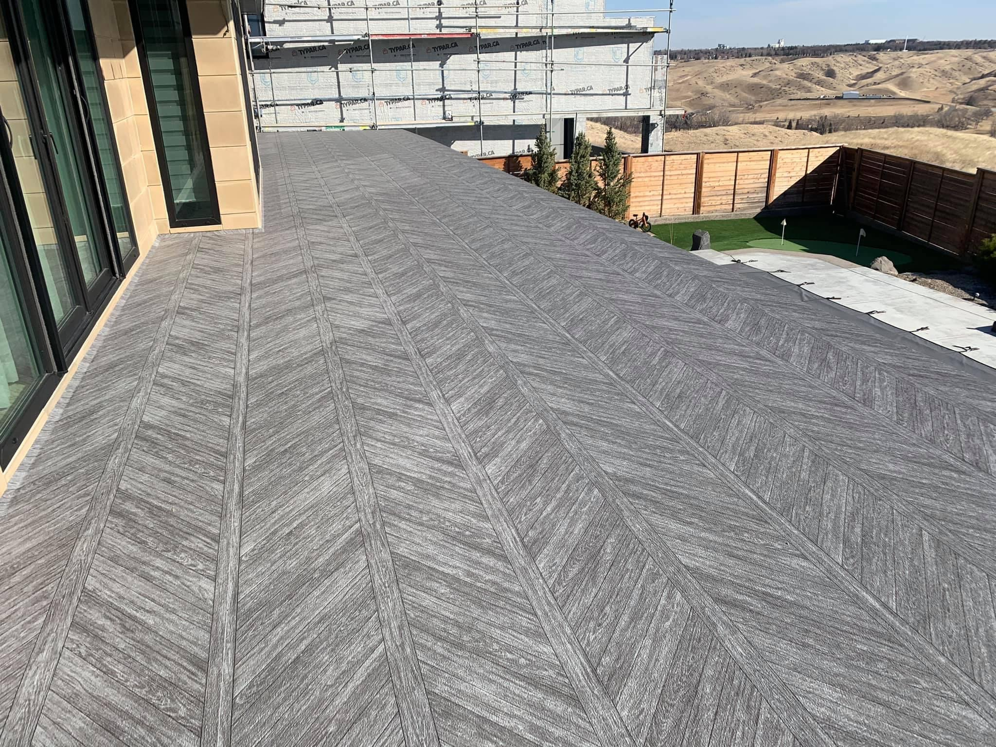 Vinyl Decking Lethbridge