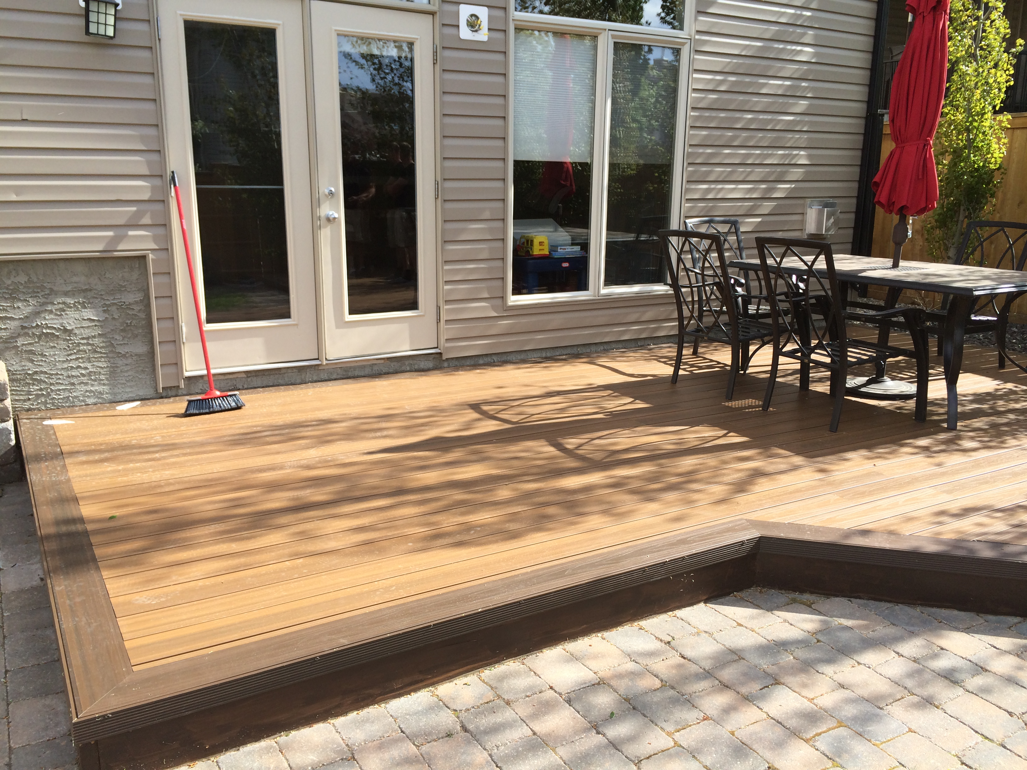 Composite Decking Lethbridge