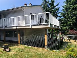 Deck Build Ducan