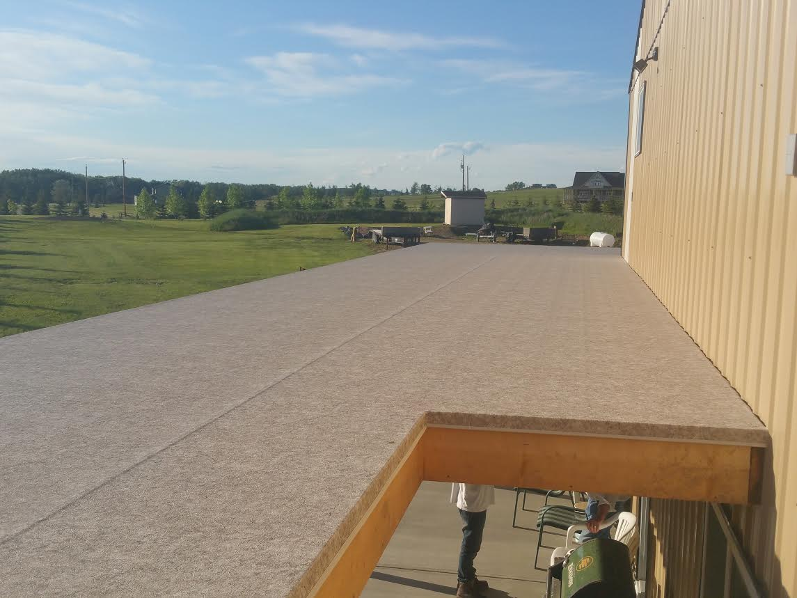 Vinyl Decking Sylvan Lake