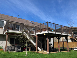 Deck Build Nanaimo