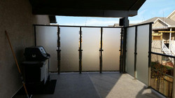 Wind Wall/Privacy Wall Projects