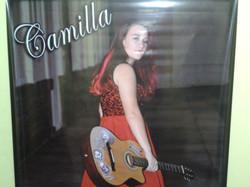 15 anos Camilla