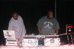 THE HOMIE DJ D BOOGIE