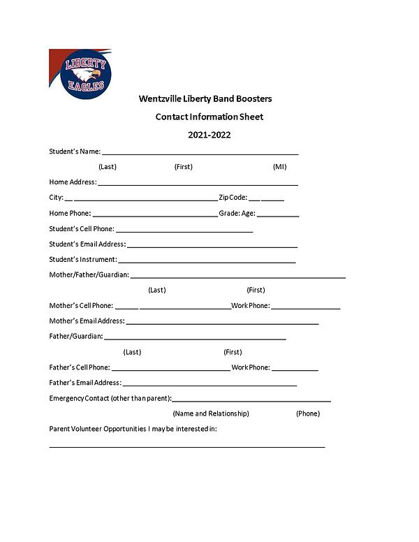 Liberty Band Parent Contact Form 2021 2022.png