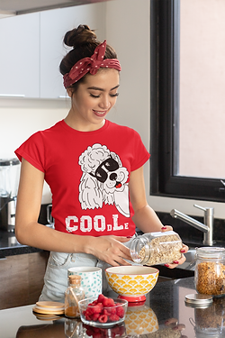 t-shirt-mockup-of-a-woman-preparing-a-he