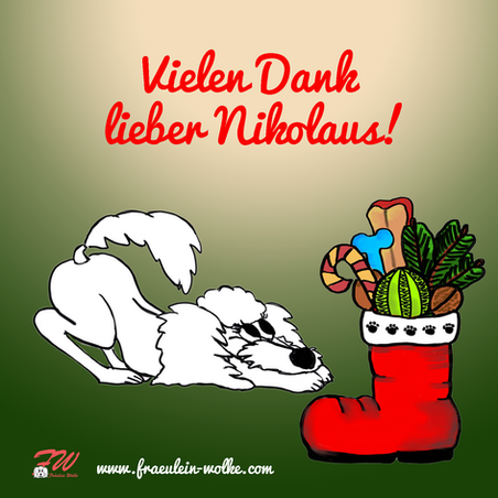 Habt Ihr den Nikolaus gesehen? Teil II