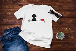 Amazon t-shirt-mockup-featuring-a-jeans-