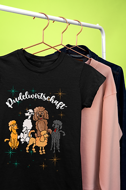 mockup-of-a-basic-t-shirt-hanging-on-a-c