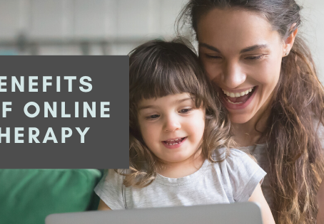 How Online Therapy Can Benefit You and Your Child