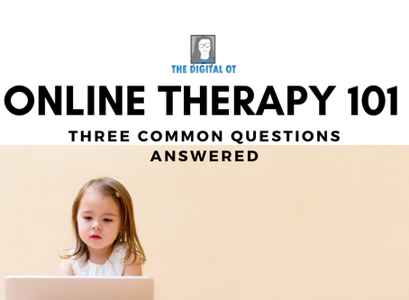 Online Therapy 101