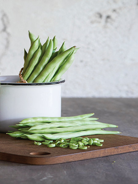 French Bean / Bush Bean (ถั่วแขก)