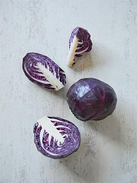 Red Cabbage (กะหล่ำปลีแดง)
