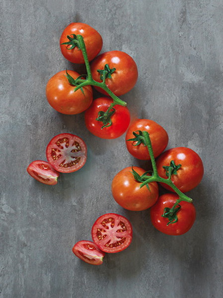 Royal Project Tomato on Vine (มะเขือเทศโครงการหลวง (ช่อ))