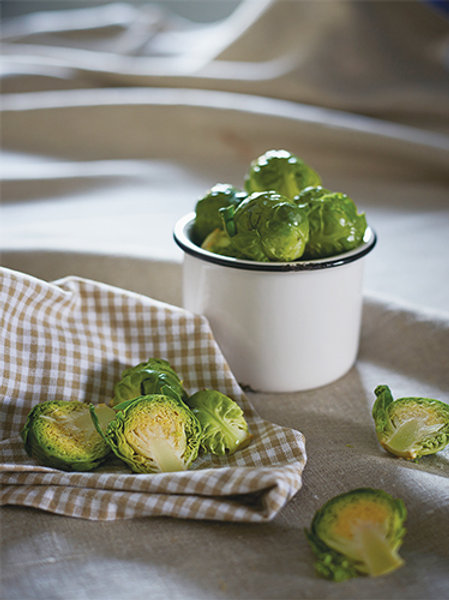 Brussels Sprouts (กะหล่ำดาว)