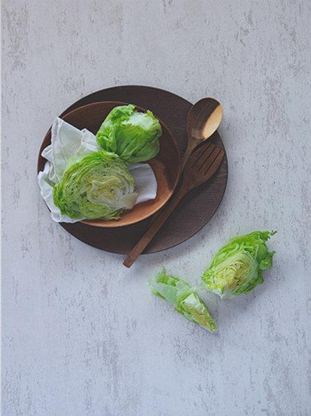 Lettuce Ice Berg (ผักกาดหอมห่อ)