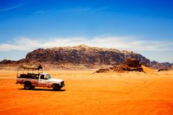 Wadi Desert Truck
