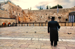 Western Wall Respect