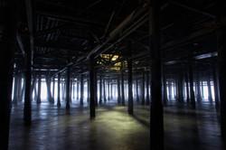 Light Under the Pier