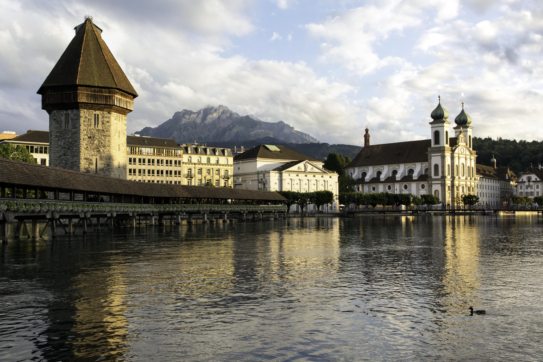 Lucerne Magic Hour #2