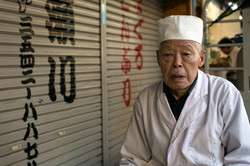 Old Sushi Chef
