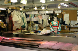 Fish Market Geisha