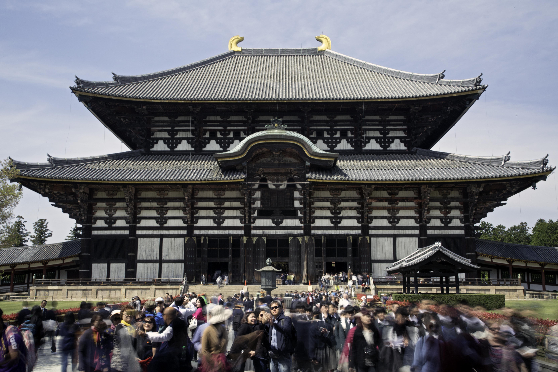Nara Temple Wide