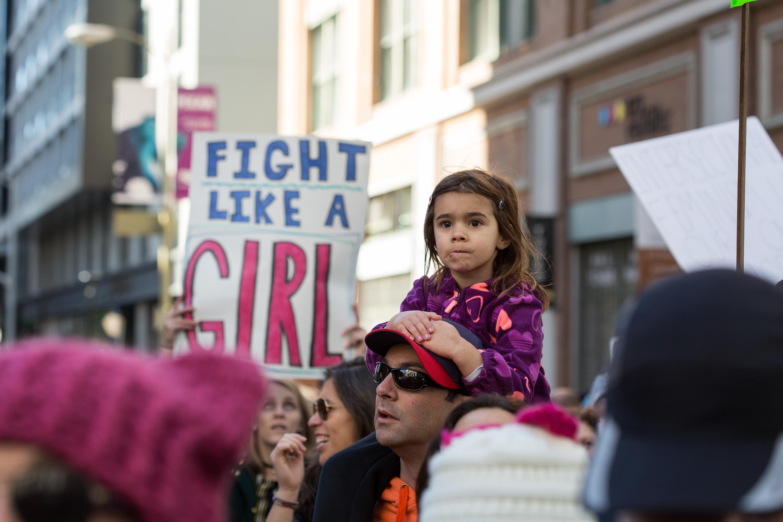 Women's March #1