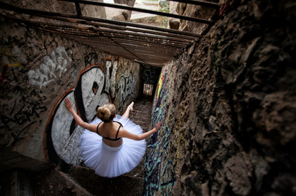 Ballerina in a Cage #4.jpg
