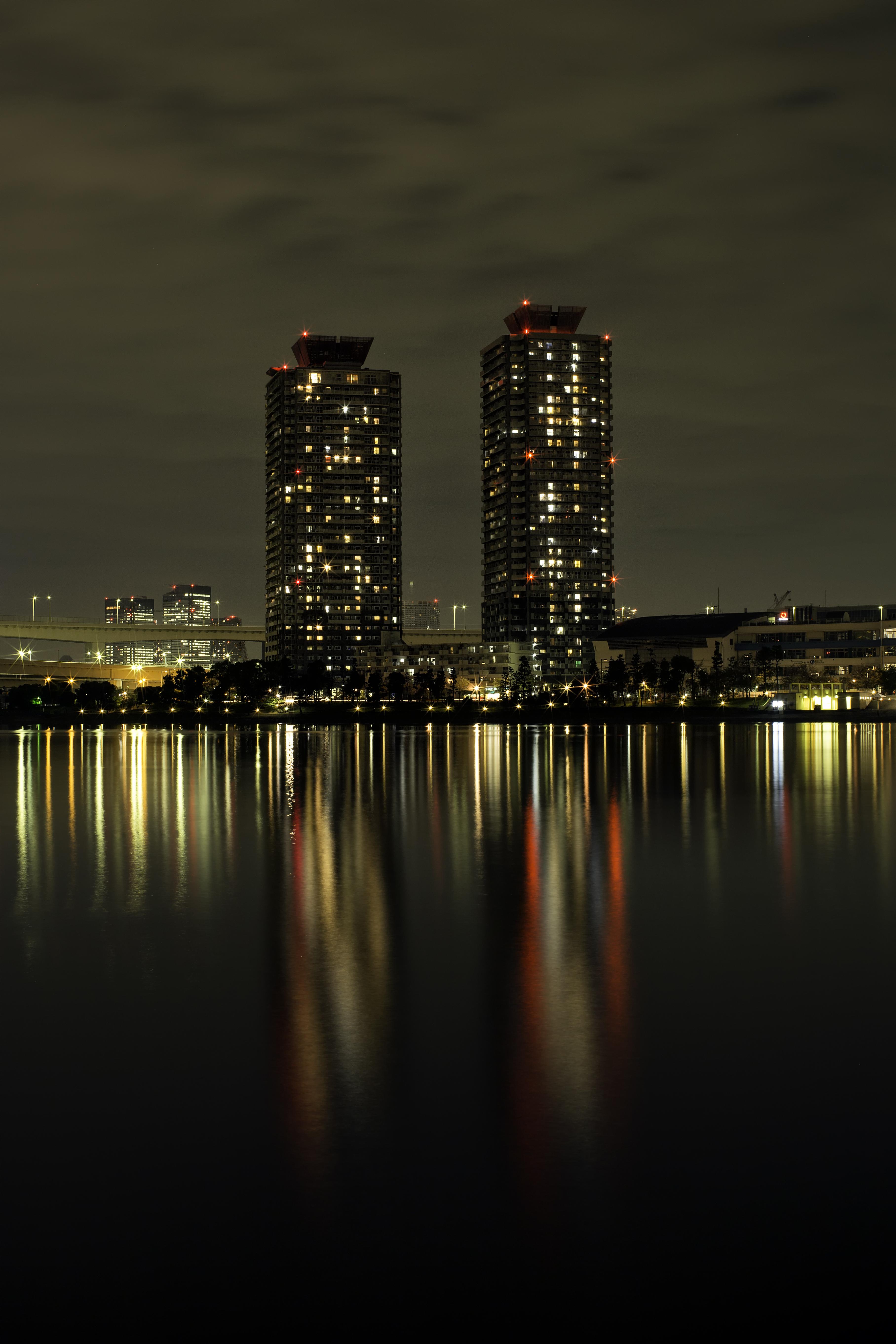 Tokyo Twin Towers