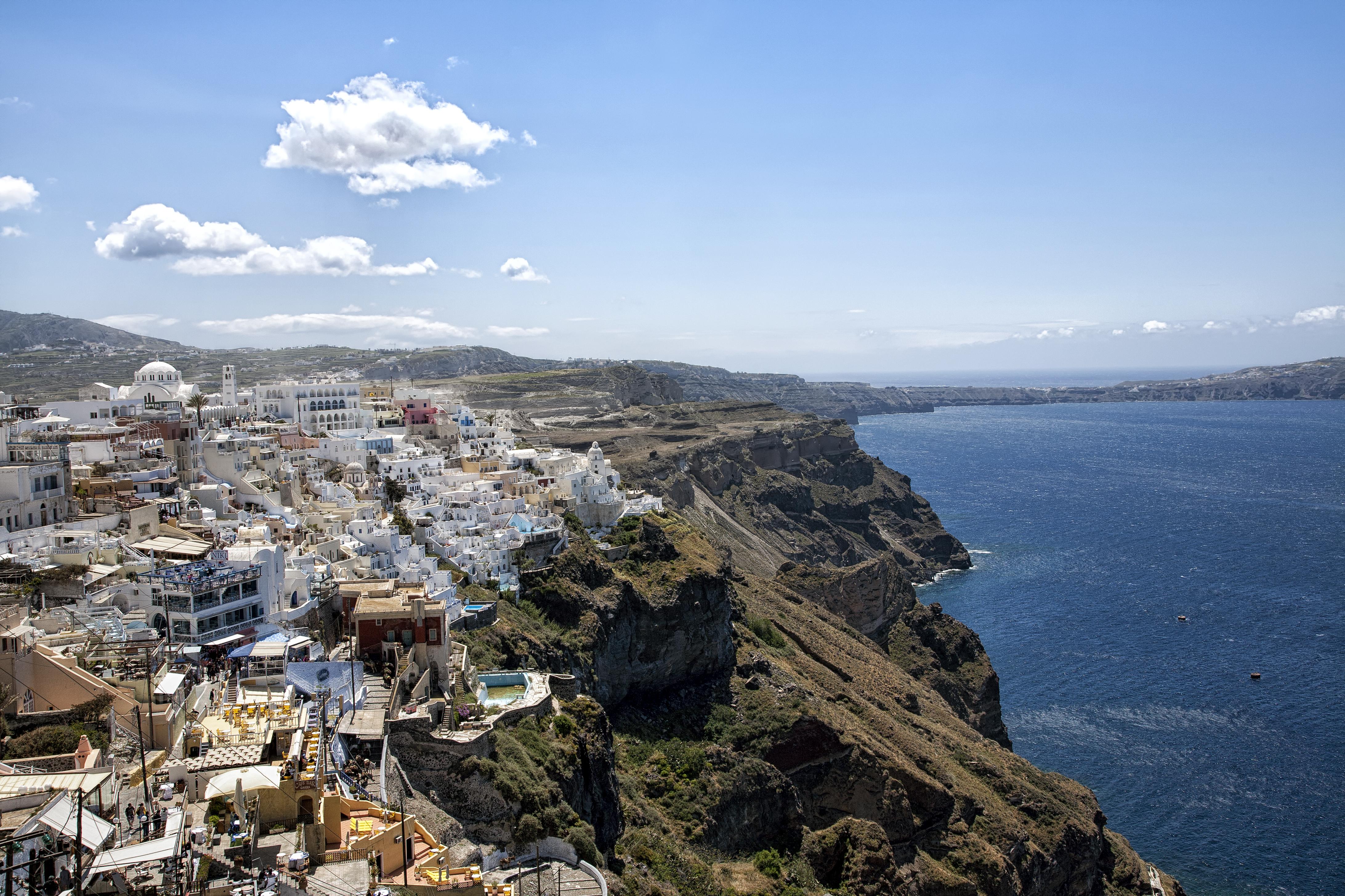 Santorini Wide