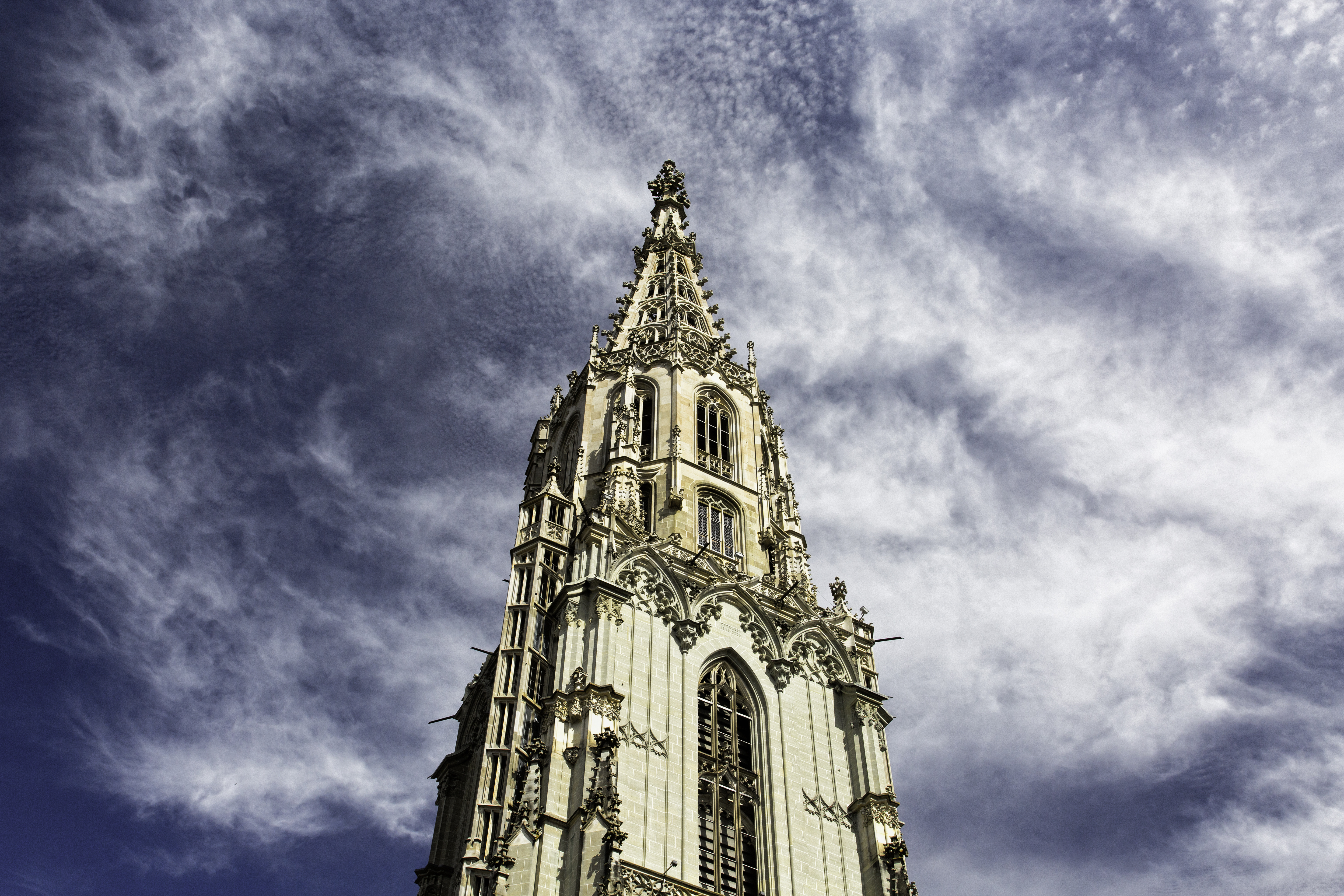 Bern Cathedral #1