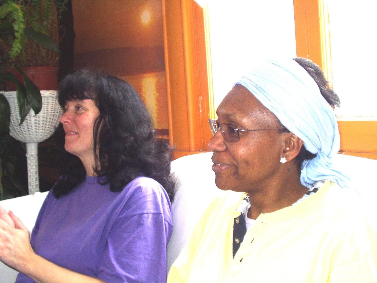 Elisabeth et Clarisse, Lanaudière Qc