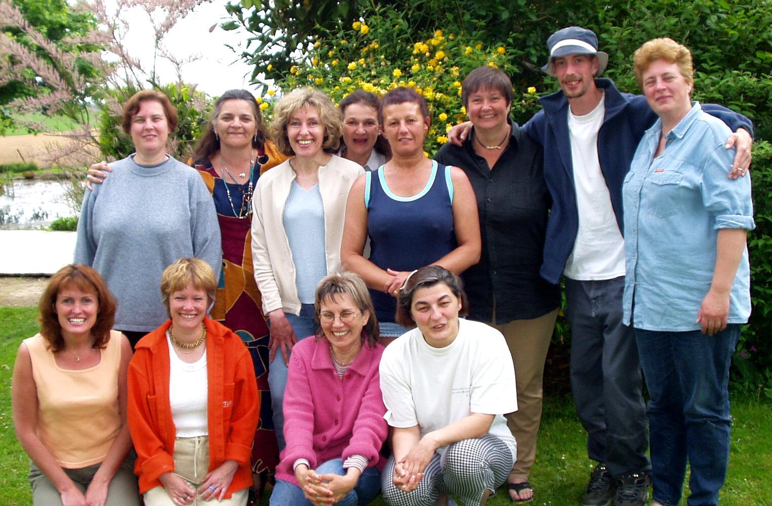 Wesak en Belgique mai'03